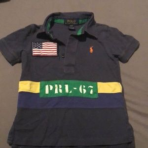 Ralph Lauren polo boys size 2T shirt